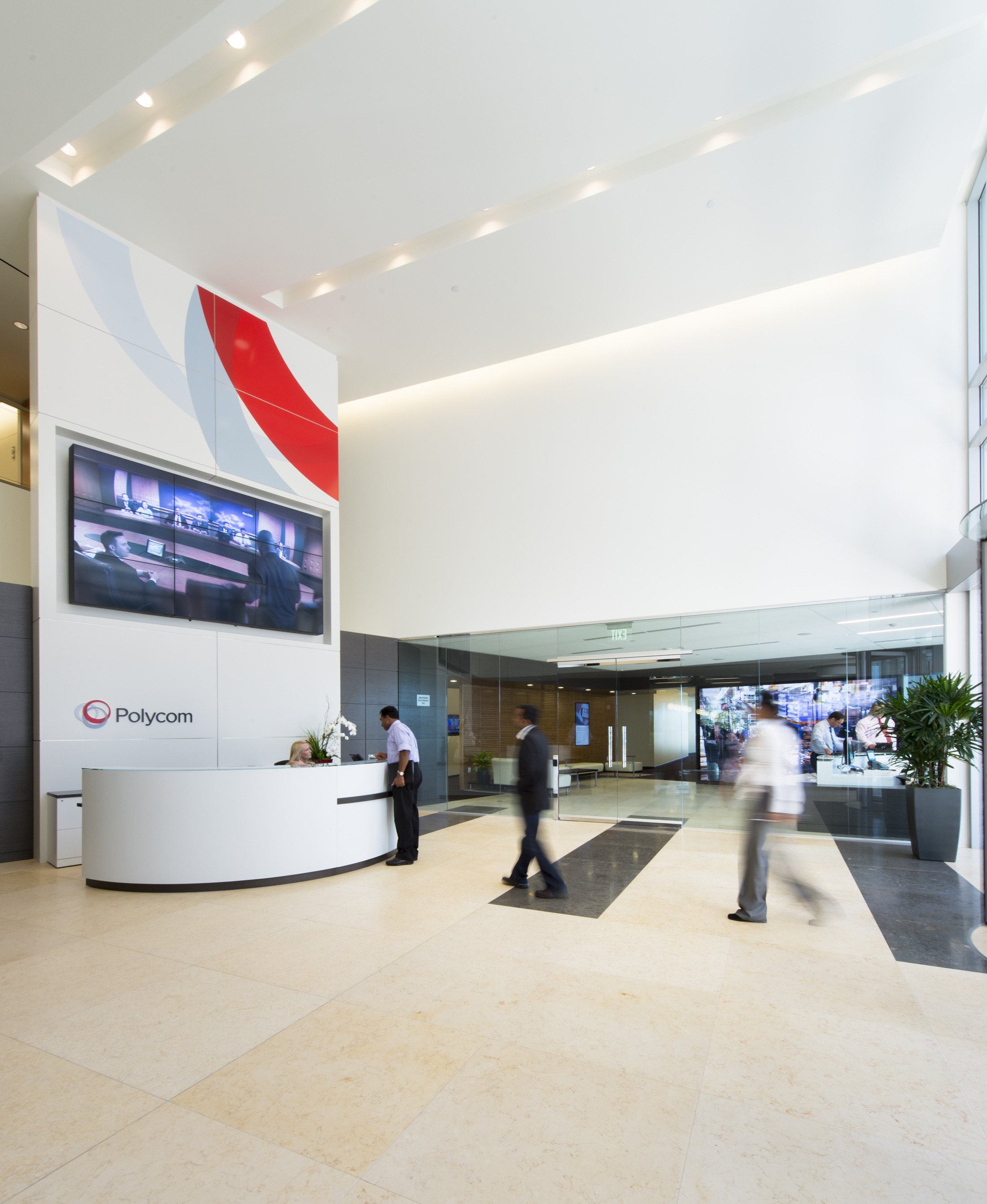 Image of Polycom Corporate Headquarters
